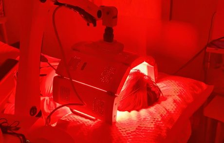 red-led-light-with-biomat-therapy-4-sarasota-medical-spa